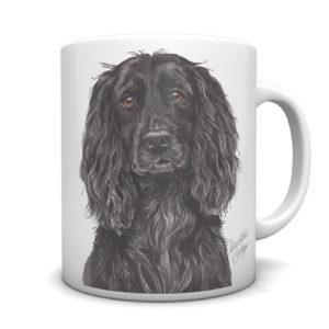 Working Cocker Spaniel Ceramic Mug by Waggydogz