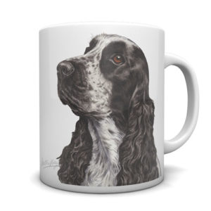 Cocker Spaniel Ceramic Mug by Waggydogz