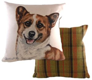 Corgi Dog Cushion