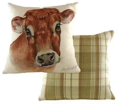 Jersey Cow  Cushion