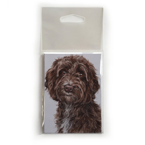 Fridge Magnet Dog Breed Gift featuring Cockapoo