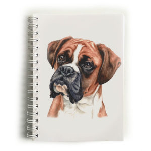 Boxer Notebook
