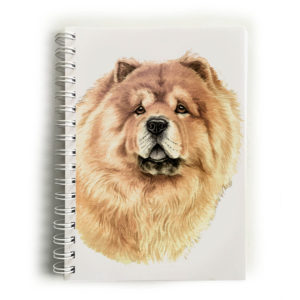 Chow Chow Notebook