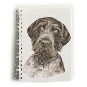 German Wire-haired Pointer Notebook
