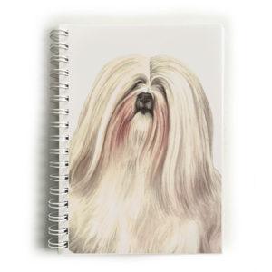 Lhasa Apso Notebook