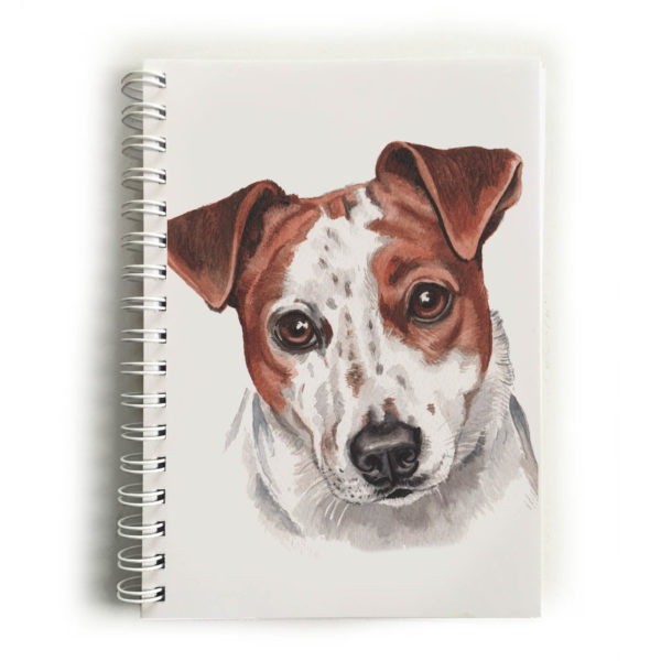 Jack Russell Notebook