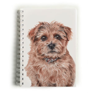 Norfolk Terrier Notebook