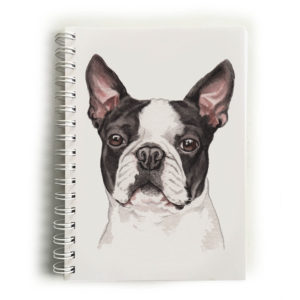 Boston Terrier Notebook