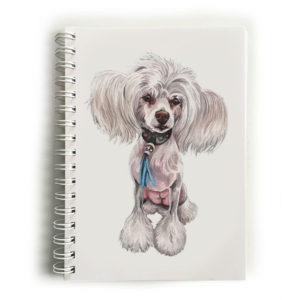 Chinese Crested Notebook