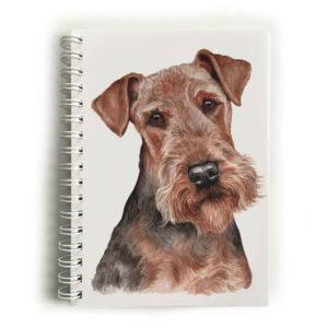 Airedale Terrier Notebook