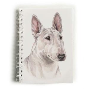 English Bull Terrier Notebook