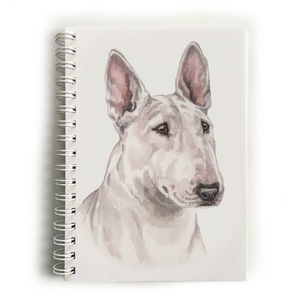 English Bull Terrier Notebook