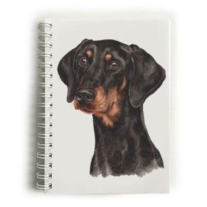 Doberman Notebook