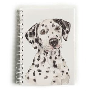 Dalmatian Notebook