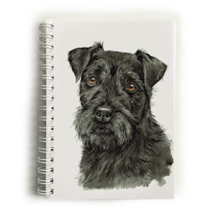 Patterdale Terrier Notebook