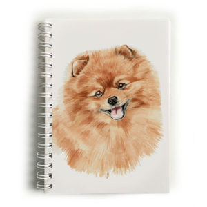 Pomeranian Notebook