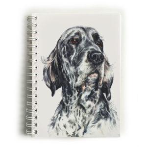 English Setter Notebook