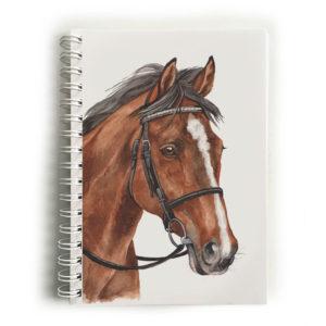 Bay Horse Notebook