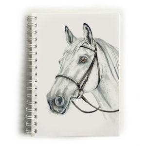 Grey Horse Notebook