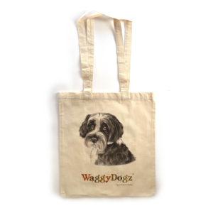 Tibetan Terrier Tote Bag