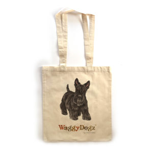Scottish Terrier Tote Bag