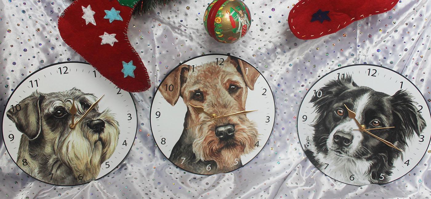 christmas-clocks